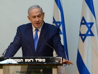 Benjamin Netanyahu [photo credit: Office of the Israeli Prime Minister]
